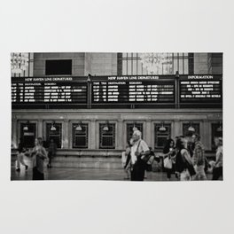 Grand Central Saturday Rug