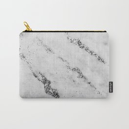 Glitter Marble Dream #2 #decor #art #society6 Carry-All Pouch