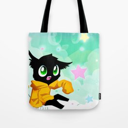 Relic in the Stars Tote Bag