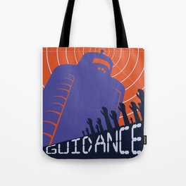 Robots for Guidance Tote Bag