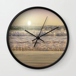 Goodmorning Sun Wall Clock