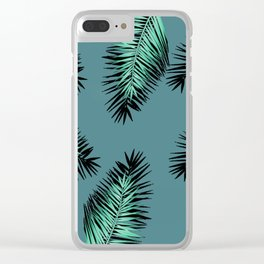 laves palm Clear iPhone Case