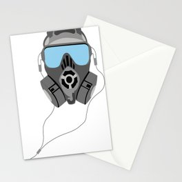 Gassed Out Stationery Cards
