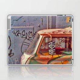 I heart SF Van Laptop & iPad Skin