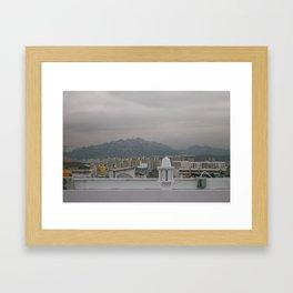 """""""I can see you."""" Framed Art Print"""