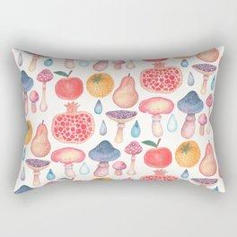 Fruits of the Woods Rectangular Pillow