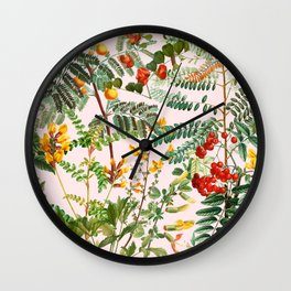 Summer Dreams IV Wall Clock