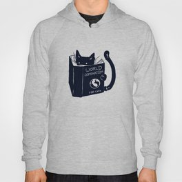 World Domination For Cats Hoody