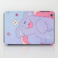 donut iPad Cases featuring Donut by Nandi Appleby