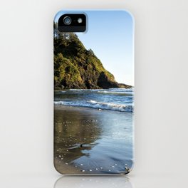 By the Side of the Sea iPhone Case