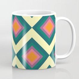 Retro Pattern VII Coffee Mug