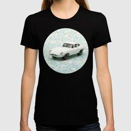 Vintage 1961 Jaguar Type E Matchbox T-shirt