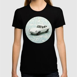 Vintage 1961 Jaguar Type E Matchbox T-shirt