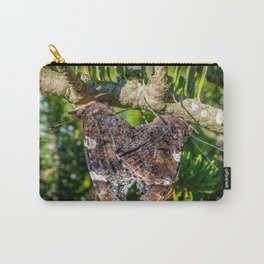 Red Admiral Butterflies Mating Carry-All Pouch