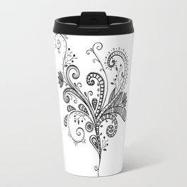 Flower bouquet Travel Mug