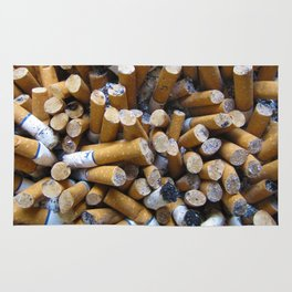 Ashes to Ashes Rug