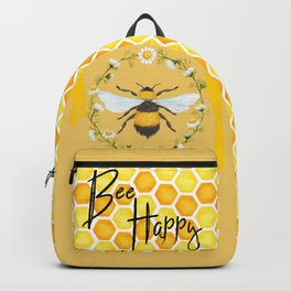 Bee Happy Collection Backpack