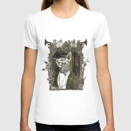 Steampunk Mr. Sphinx T-shirt