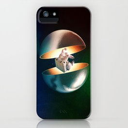 Hatched iPhone Case