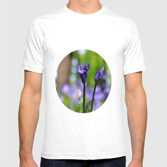 drowning in the bluebell sea T-shirt