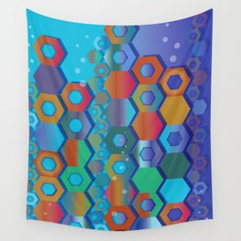 REEF 21 Wall Tapestry