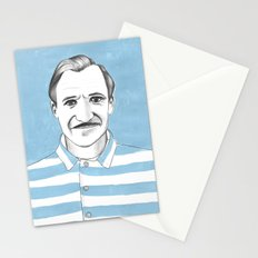 Ralph Fiennes. The Grand Budapest Hotel.  Stationery Cards