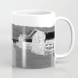 Vanishing Stables  Coffee Mug