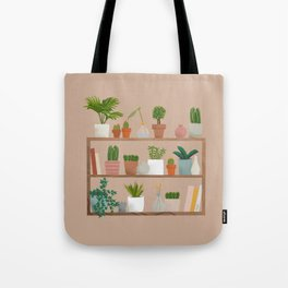 Plant Mama Shelfie Tote Bag