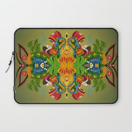 Inner explosion-II Laptop Sleeve