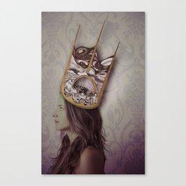 Royal Canvas Print