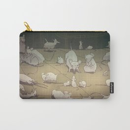 WhiteMouses Carry-All Pouch