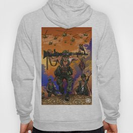 War Machine - The Nam Dude Hoody