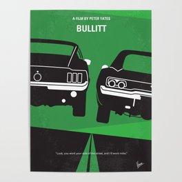 No214 My BULLITT mmp Poster