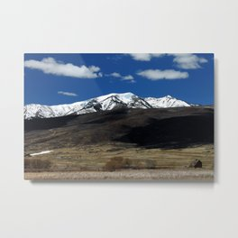 Midway, Utah Metal Print