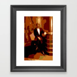 Cotton Club Framed Art Print