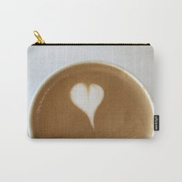 Hot Coffee Love Carry-All Pouch