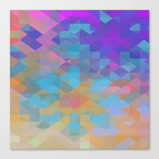 Expansion Canvas Print