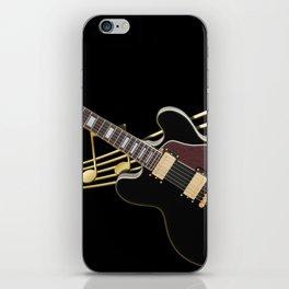 Guitar Music iPhone Skin
