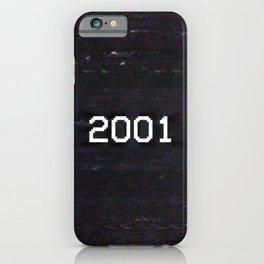 2001 iPhone Case