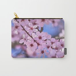 Blossons. Pink spring.. Granada. Spain Carry-All Pouch