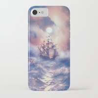 storm iPhone & iPod Cases featuring Perfect storm.  by Viviana Gonzalez