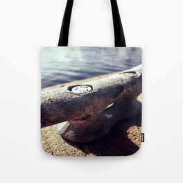 Boat Cleat  Tote Bag