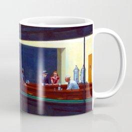 Edward Hopper Nighthawks Coffee Mug