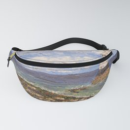 Penmon Lighthouse Wales Fanny Pack