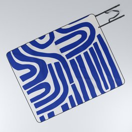 S and U Picnic Blanket