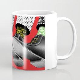 Marching Boots Coffee Mug