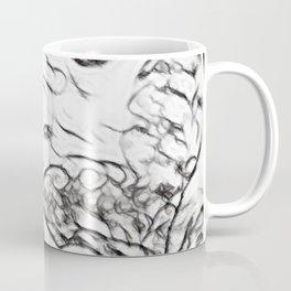 Whimsical Mermaid Dream Wave Coffee Mug