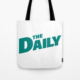 The Daily! Tote Bag