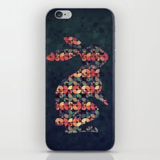 The Pattern Rabbit iPhone Skin