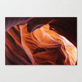 Lower Antelope Canyon Photograph II Canvas Print